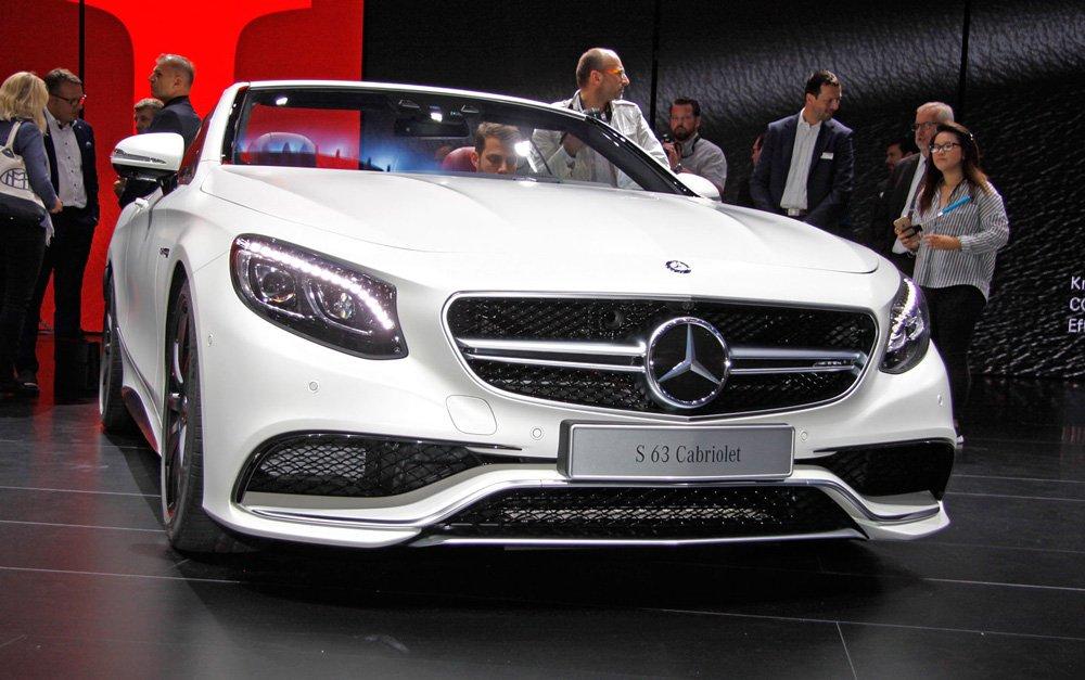 Daimler возвращается в сегмент больших кабриолетов