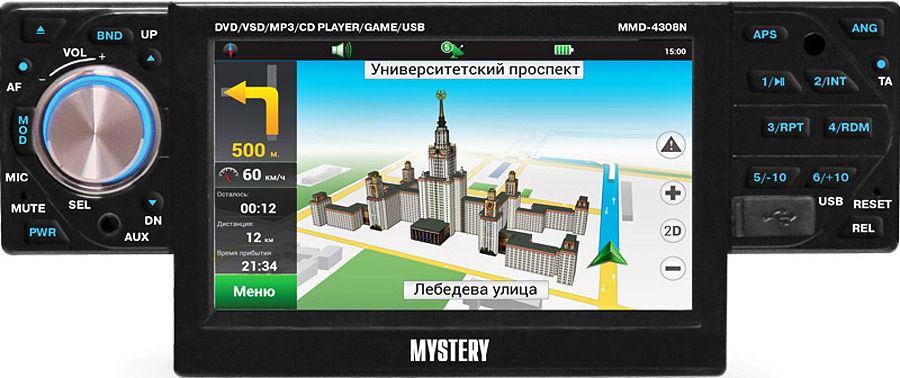 Mystery MMD-4308N