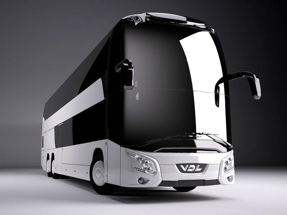 Автобус будет предназначен для междугородних поездок