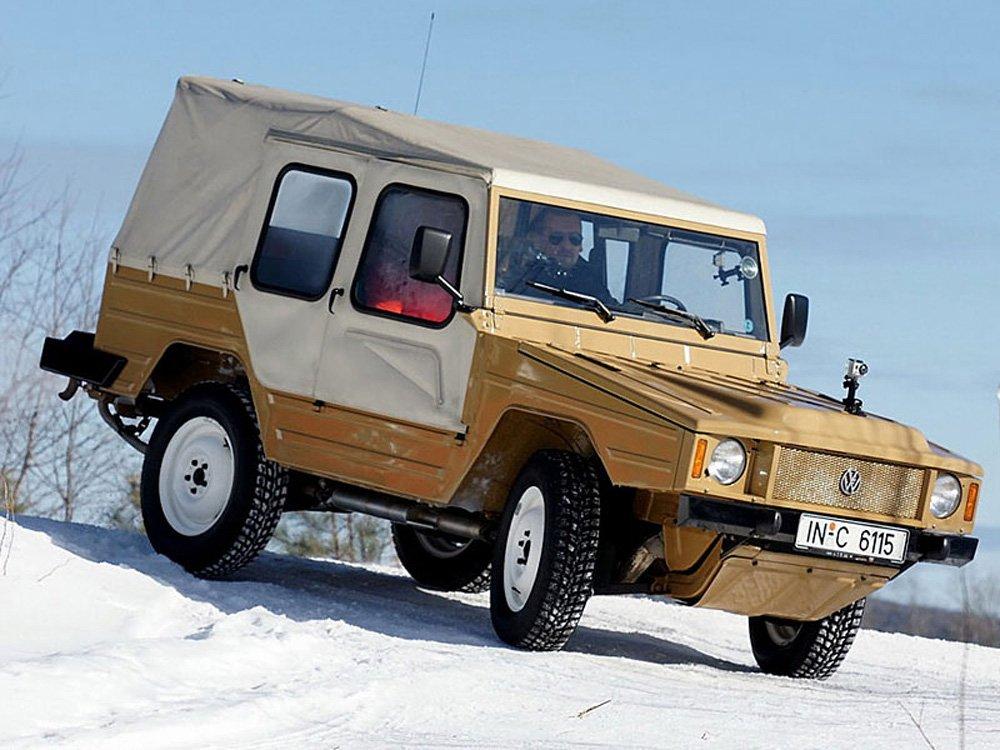 Volkswagen Iltis (183 Тип) 1978-1982