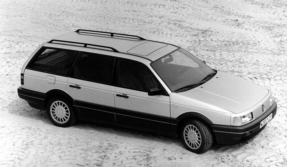 Volkswagen Passat Variant GT (B3) 1988-1993