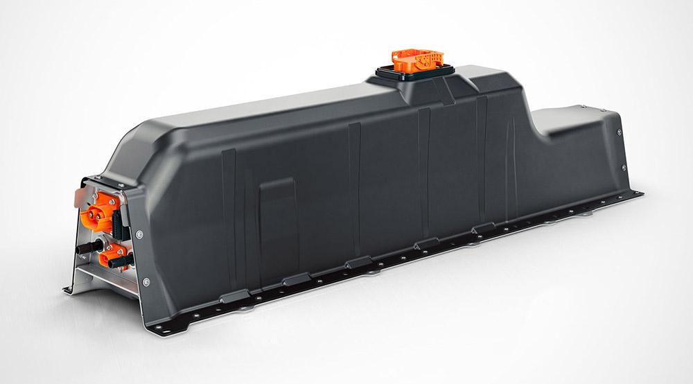 Аккумуляторные батареи подключаемого гибридного привода