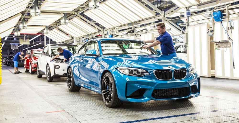 БМВ запустила серийное производство купе M2