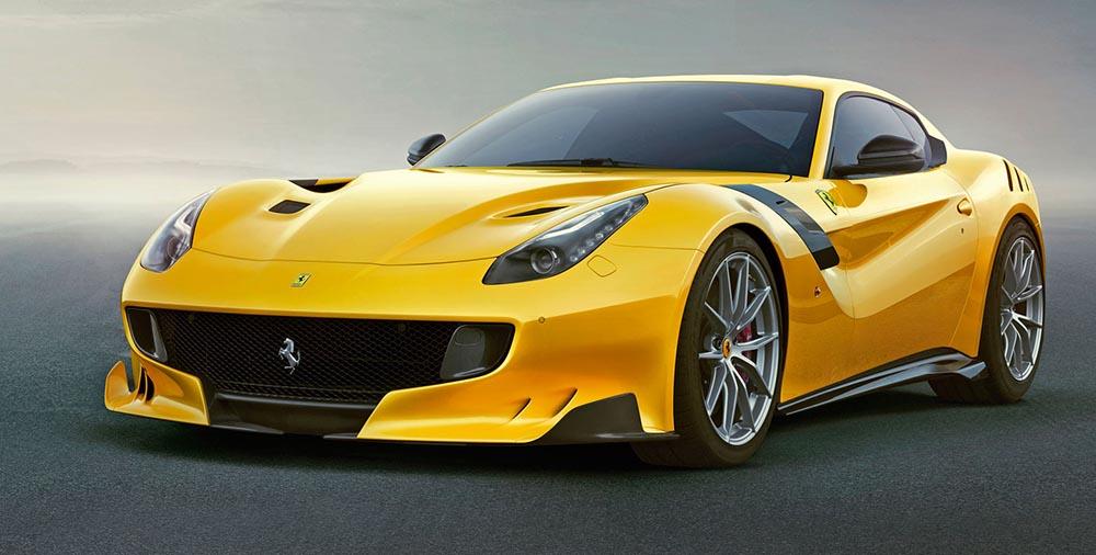 Ferrari F12tdf выпустят всего 799 штук