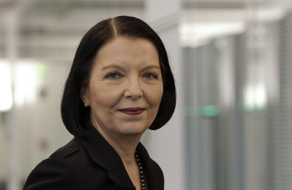 Кристин сделала карьеру как на государственной службе, так и в корпоративном мире