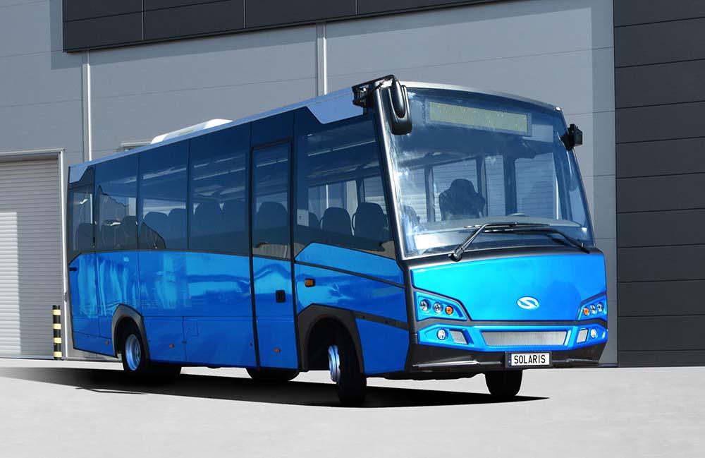 Концепт нового автобуса средней вместимости