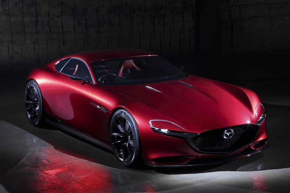 Концепт спорткара Mazda RX-Vision имеет все шансы стать звездой 44-го автосалона в Токио