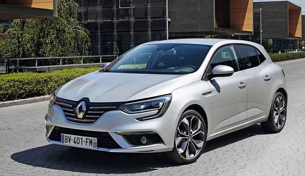 Новый Renault Megane будет комплектоваться турбоагрегатами