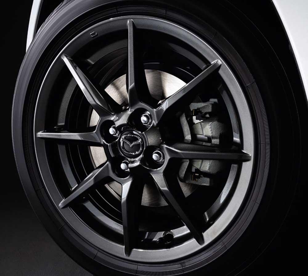 Новые колёса делают авто более устойчивым на дороге