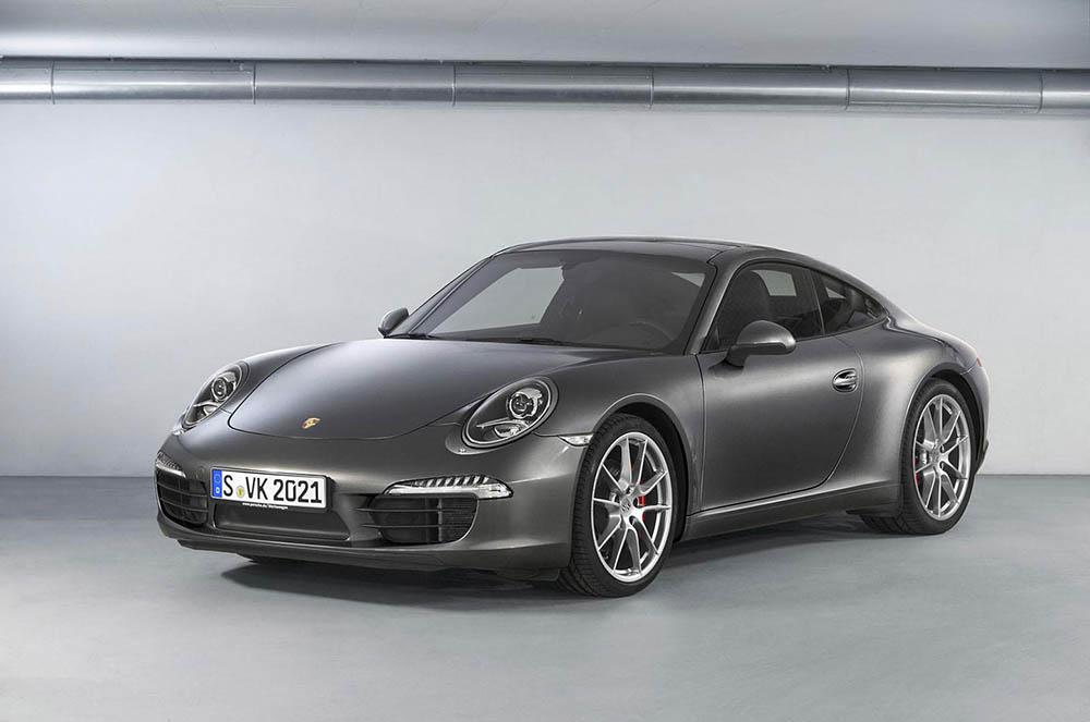 Оригинальная модель Porsche 911 Carrera S