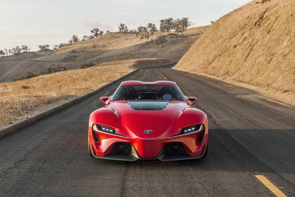 Спорткар покажет впечатляющую динамику вождения