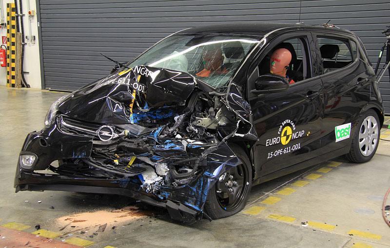 Во что превращается авто в результате одного из тестов
