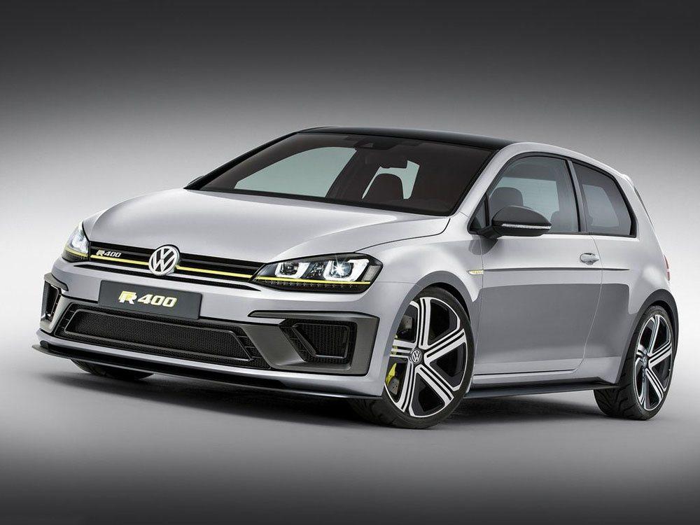 Проект Volkswagen Golf R 400, скорей всего, будет закрыт