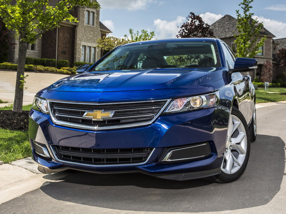 Планы GM ставят под сомнение существование Impala