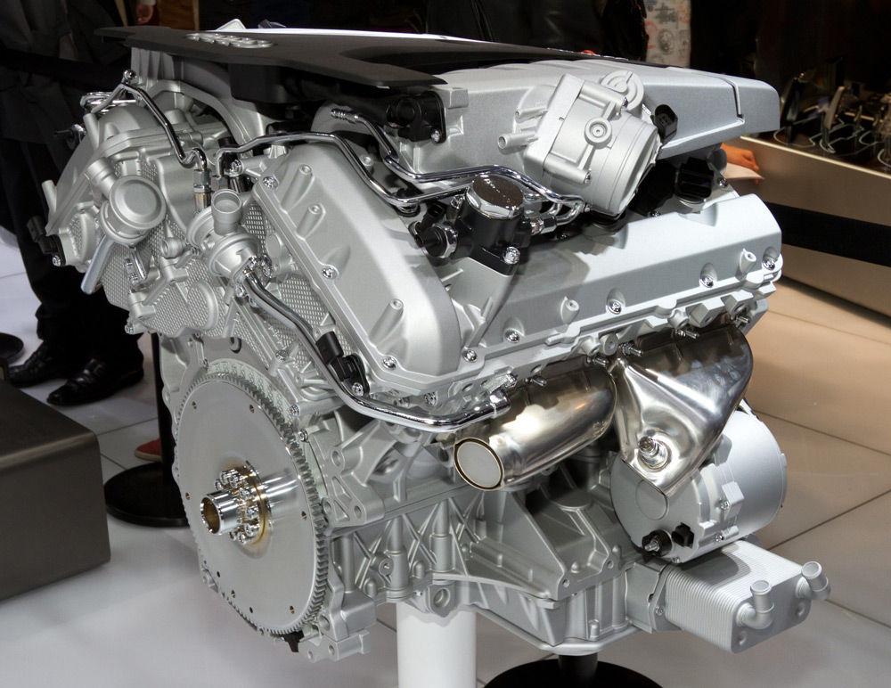 FSI-двигатель