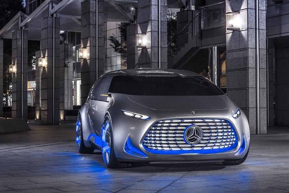 Творение Daimler ориентировано на молодёжь