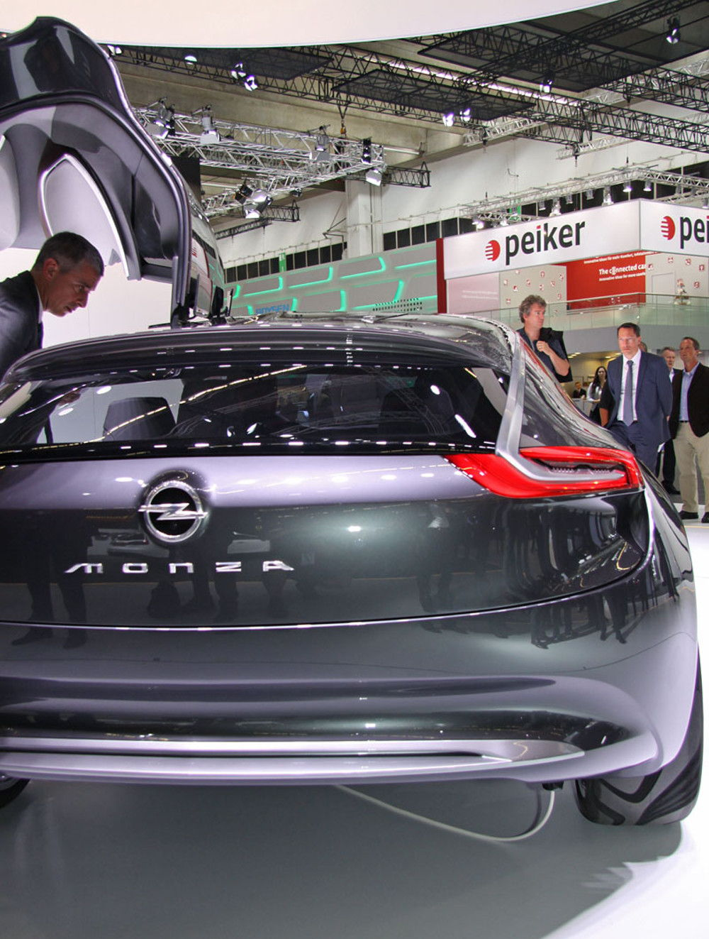 Vauxhall тоже поучаствует в разработке модели