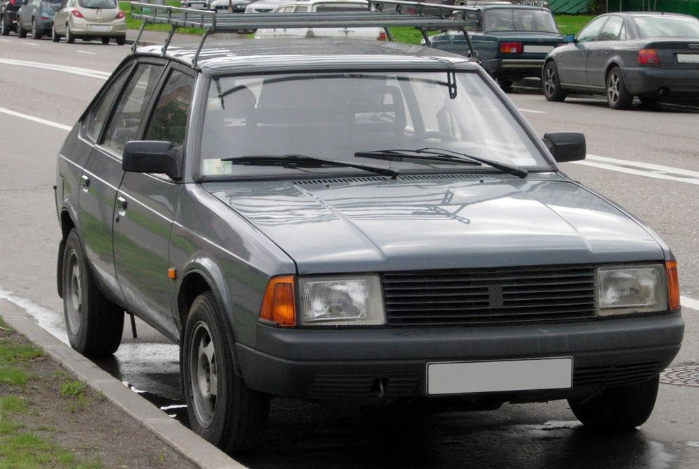 Подержанный автомобиль