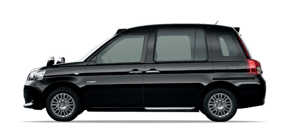 Toyota сделает японские такси