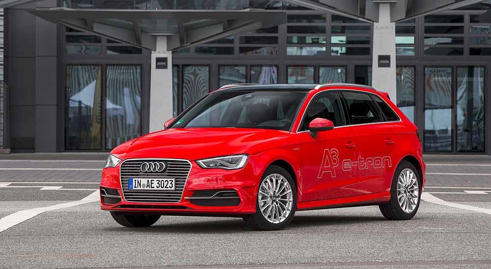 Электромобиль Audi A3 Sportback e-tron