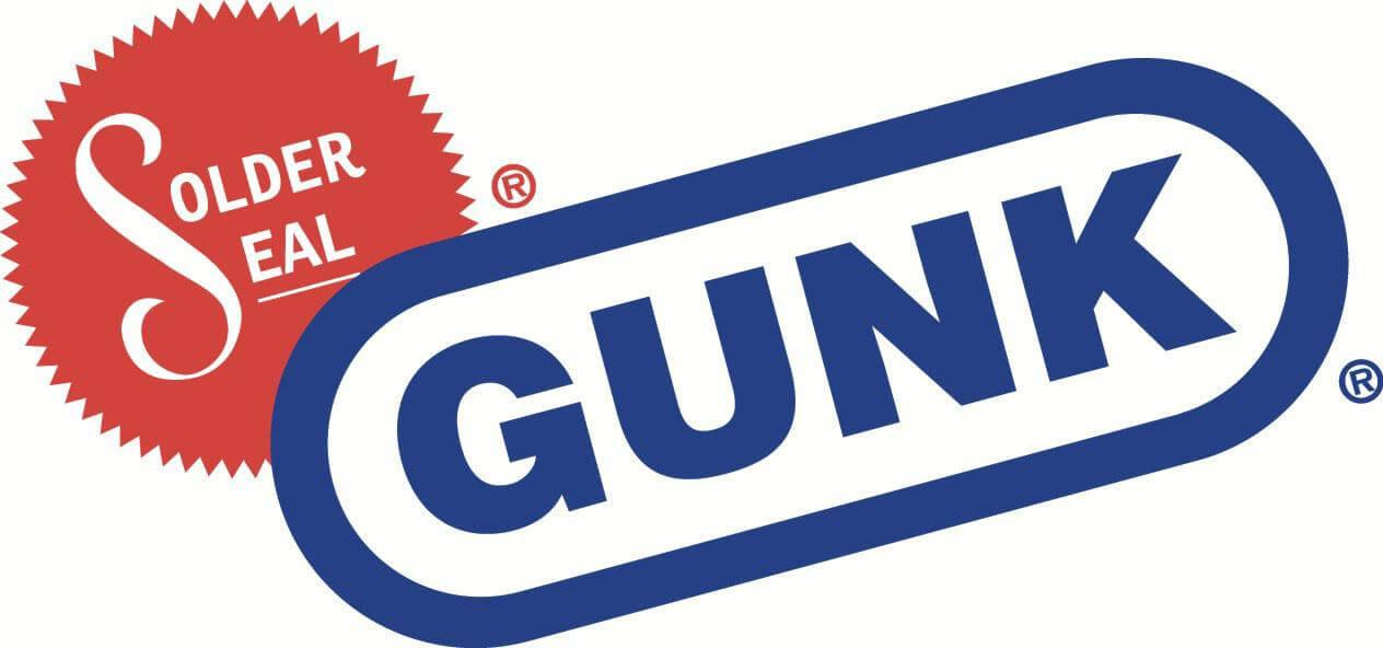 Gunk логотип фирмы герметиков