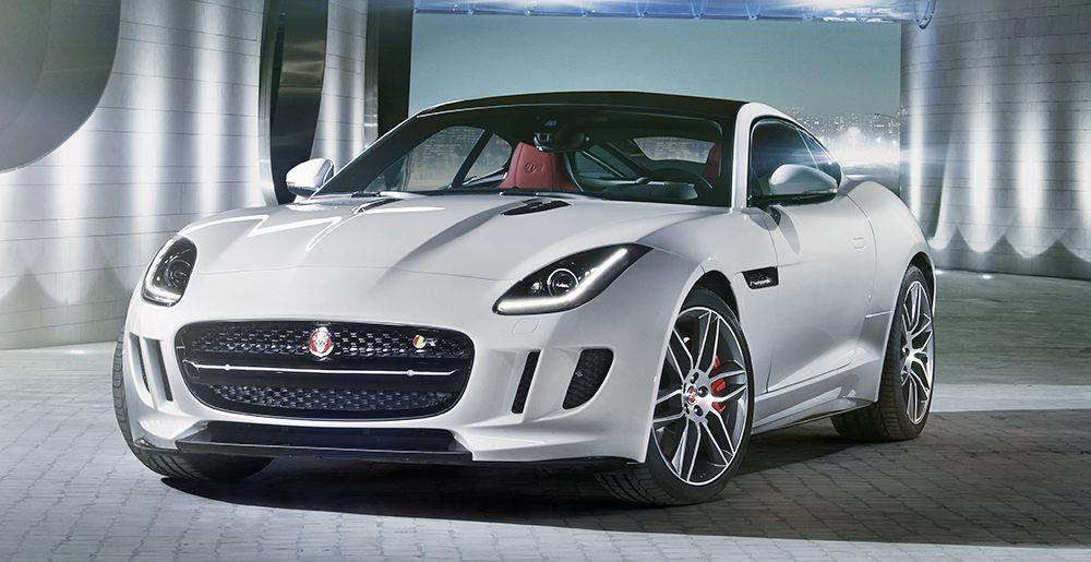 Вскоре выйдет новая комплектация купе F-Type по более доступной стоимости