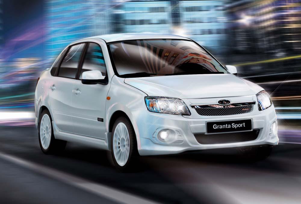 Лада Гранта возглавляет список самых востребованных машин в России