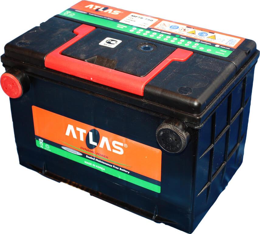 Коррейский аккумулятор АТЛАС