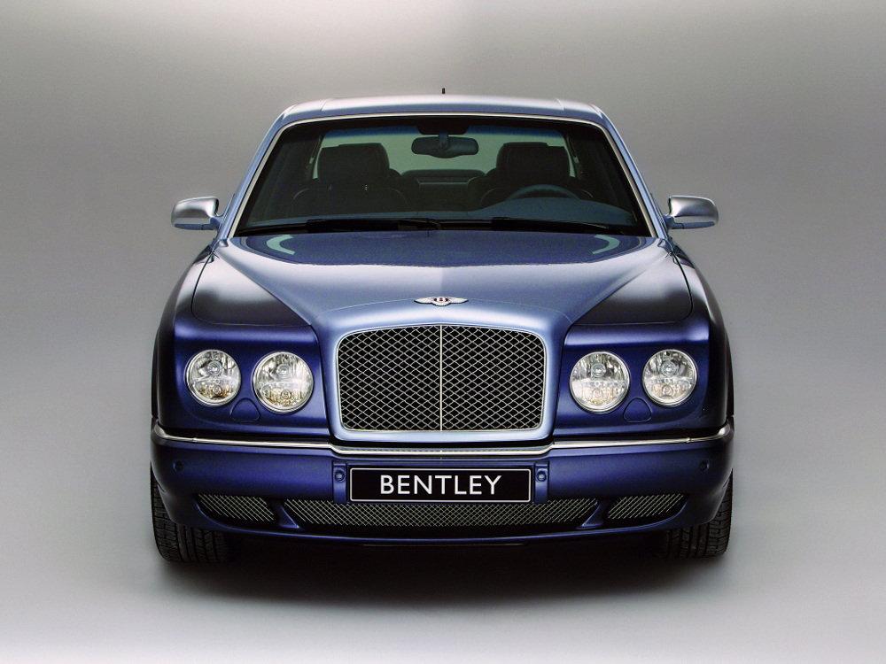 Bentley оказались самыми популярными