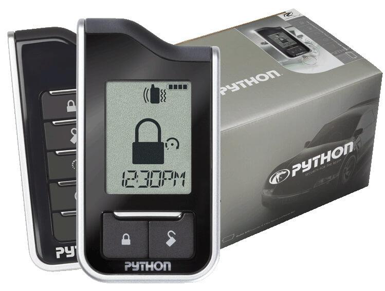 GSM сигнализация Python