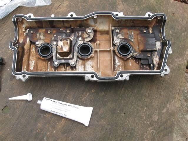 Качественный герметик для двигателя