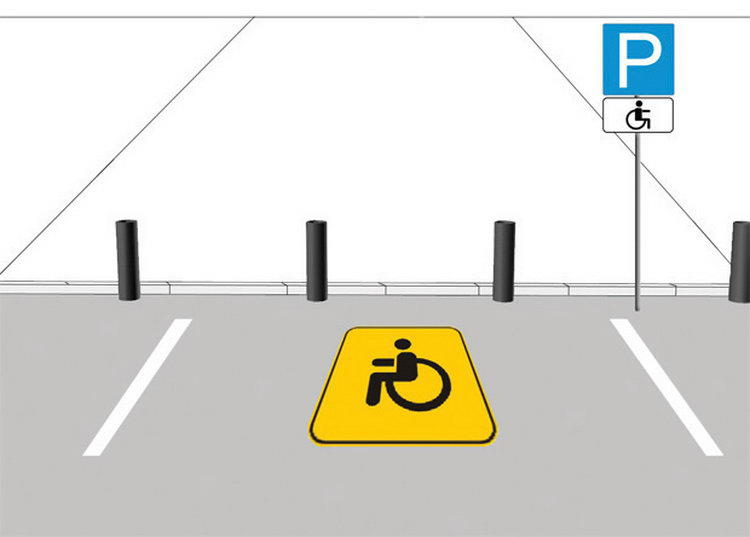 кому разрешается парковка под знаком место для инвалидов