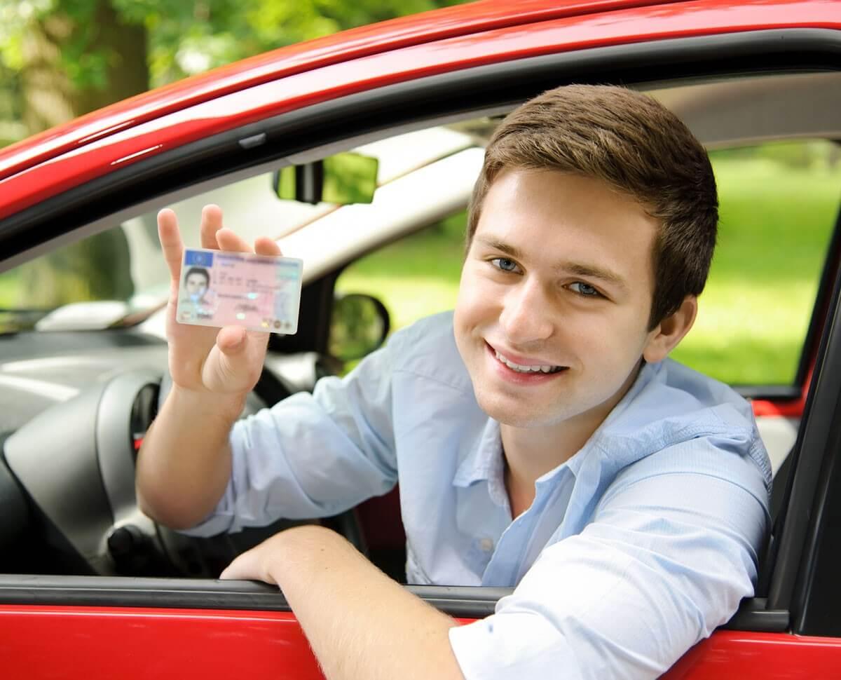 Получение прав водителя
