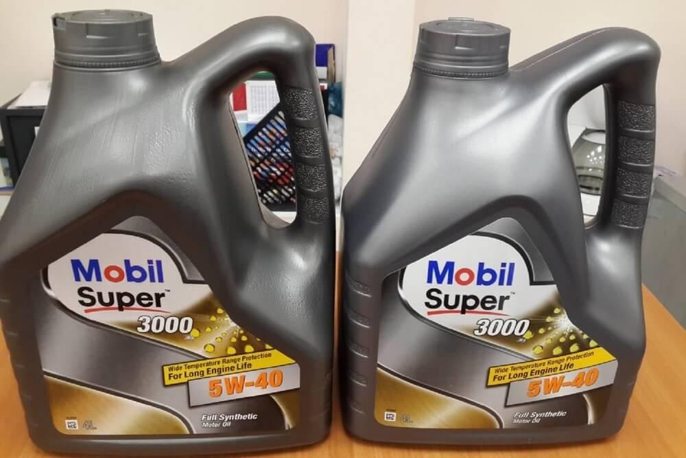 Различие по стоимости масла
