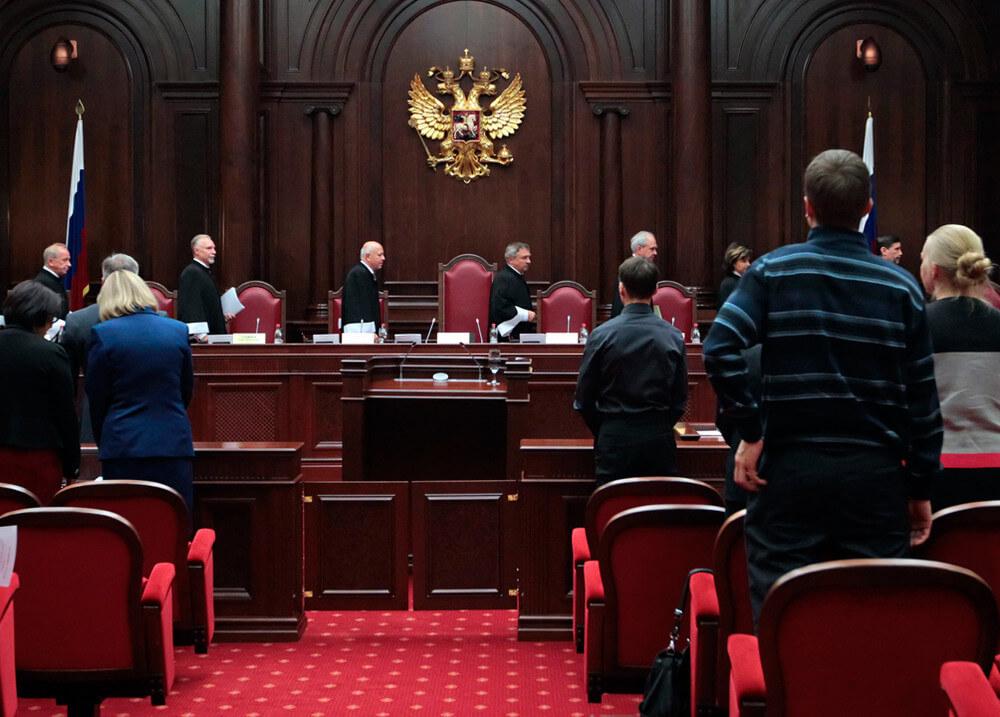 Судебное заседание по автомобильному вопросу