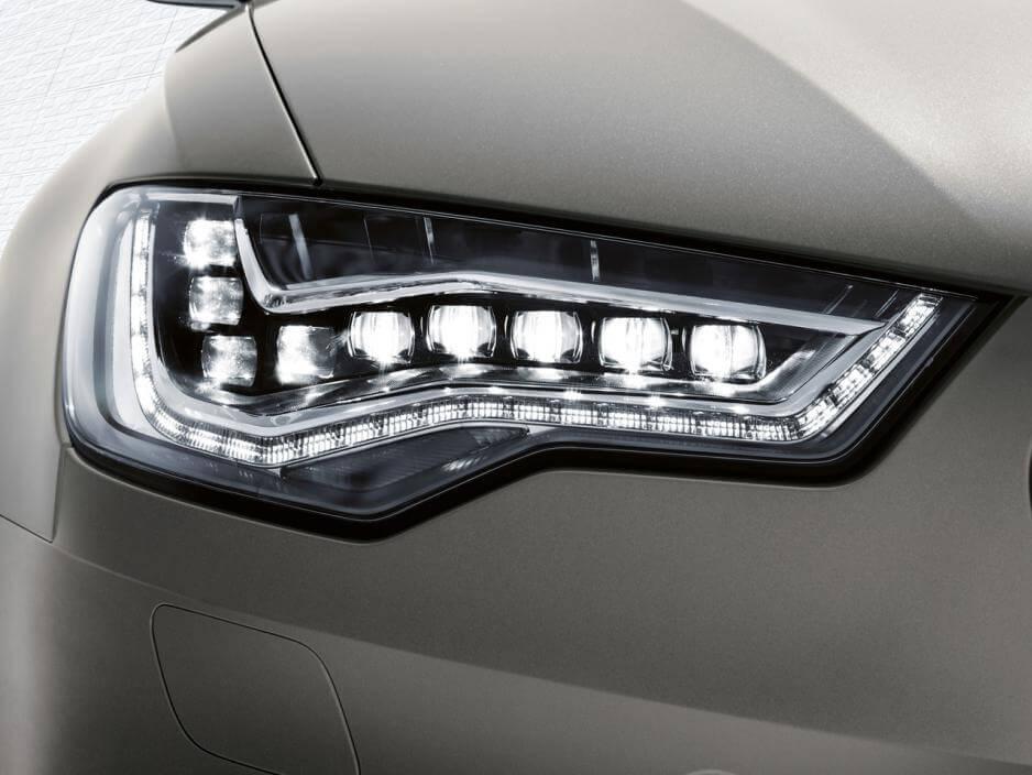 Светодиодные автомобильные фары