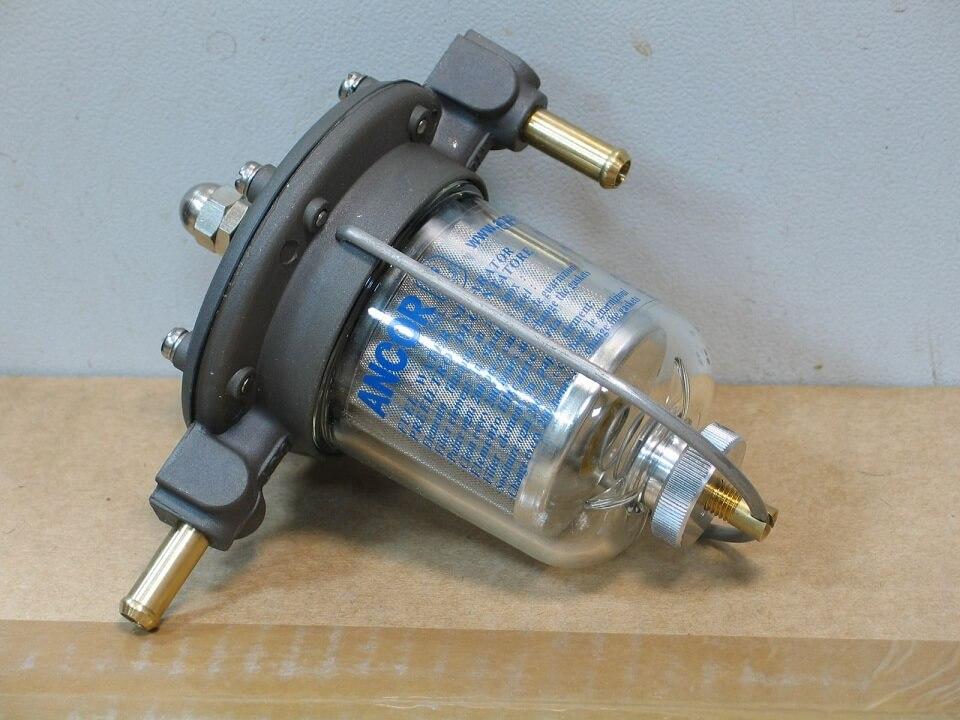 Фильтр-отстойник топлива