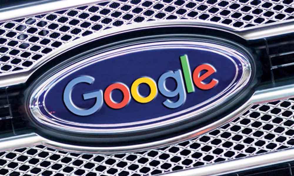 Google может заключить сделку с Ford по разработке автопилотируемой машины