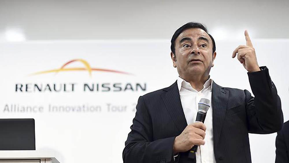 Карлос Гон сообщает, что целями Renault-Nissan являются нулевые выбросы и отсутствие погибших при ДТП
