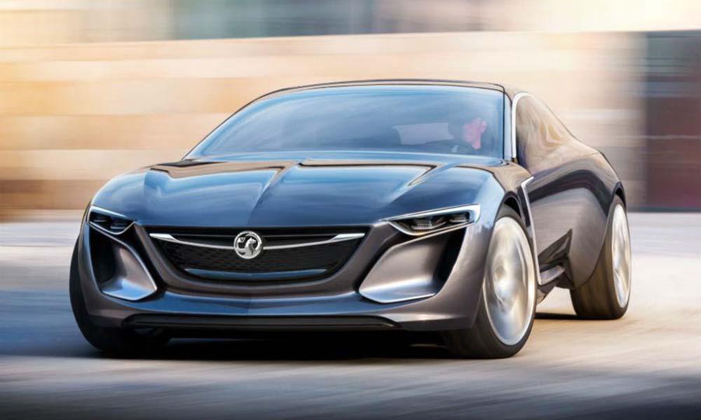 Концептуальный Opel GT будет и далее развивать конструктивные особенности, которые можно видеть в моделе Monza