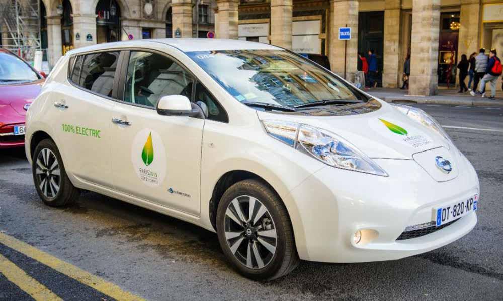 Leaf является вторым по объёмам продаж электромобилем в Европе после Renault Zoe