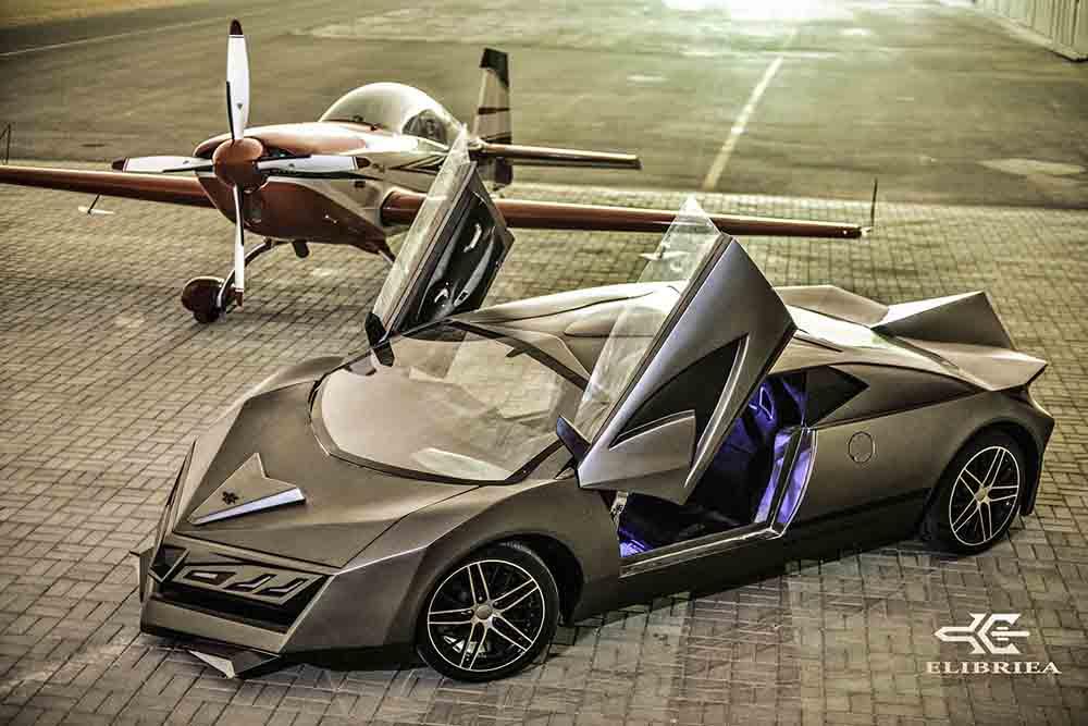 Машина разработана под вкусы в основном покупателей из Катара
