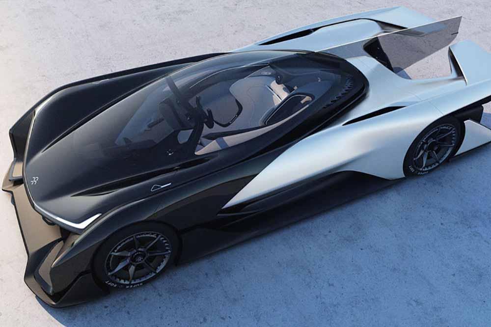 Модульное шасси и систему батарей производитель планирует использовать для последующего производства серийных машин