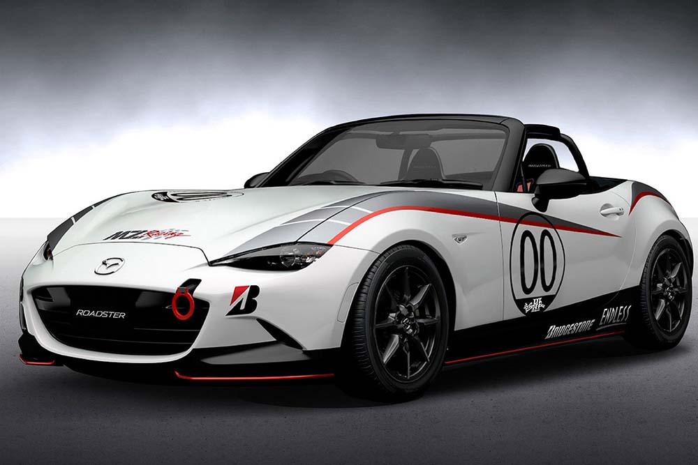 Концепт MX-5 NR-A Racing Spec