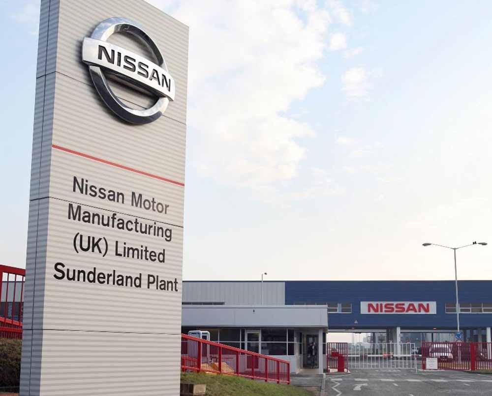 Ниссан будет собирать самые современные батареи для своих электромобилей на собственном предприятии в Великобритании