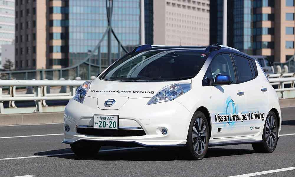 Nissan продвигает «умные» технологии