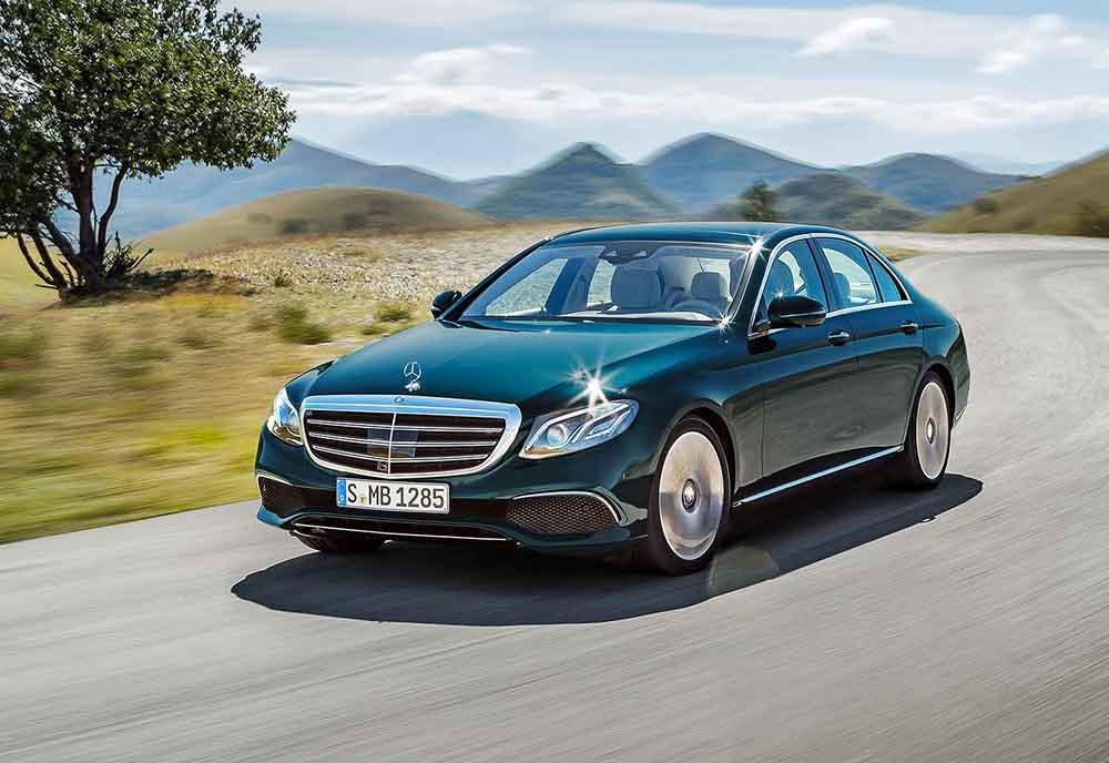 Пятое поколение Mercedes-Benz E представлено официально