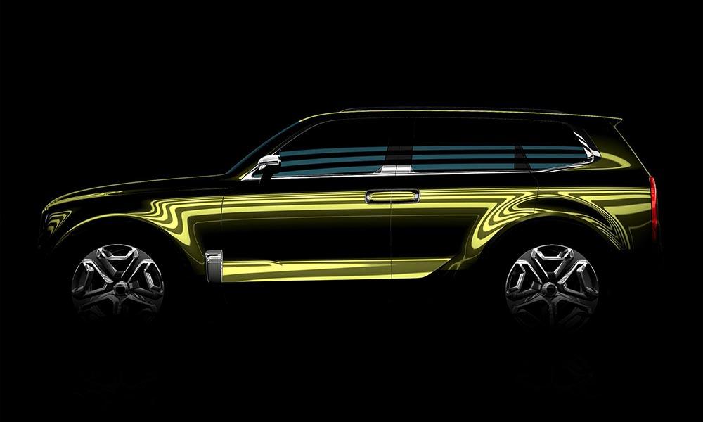 Telluride демонстрирует первое использование компанией Kia деталей, сделанных с помощью 3D-печати