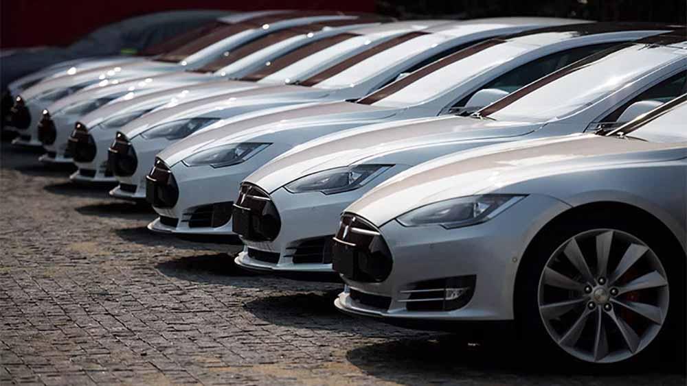 Tesla Model S пользуются высоким спросом