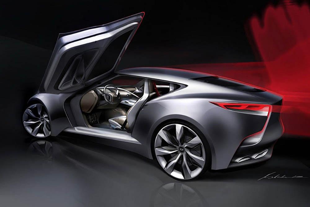 Версия купе N будет мощной и высокопроизводительной
